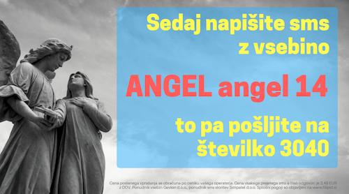 angelsko sporočilo 14