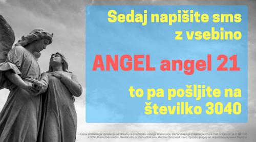 angelsko sporočilo 21