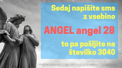 angelsko sporočilo 28