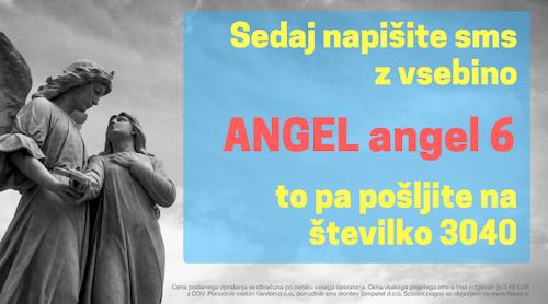 angelsko sporočilo 6