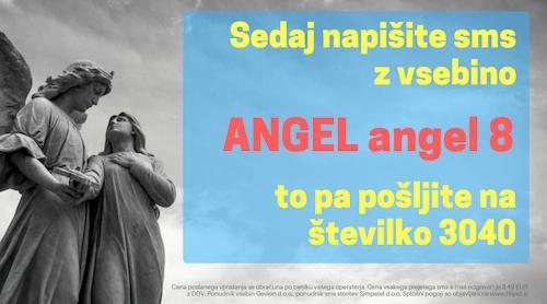 sporočilo angelov 8