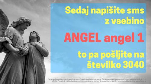 angelsko sporočilo 1